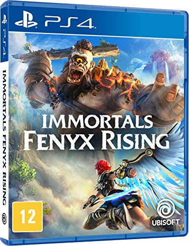 Immortals - Phoenix Rising PlayStation 4
