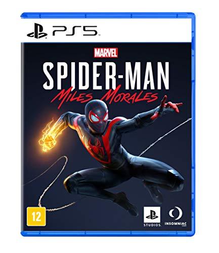 Marvel Spider-Man: Miles Morales - PlayStation 5