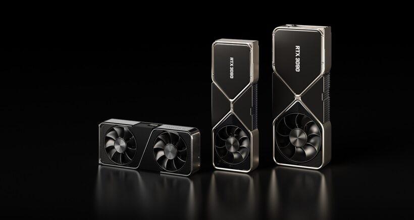 NVIDIA dovrebbe annunciare l'RTX 3080 Ti il 25 maggio;  L'RTX 3070 Ti rimane all'inizio di giugno