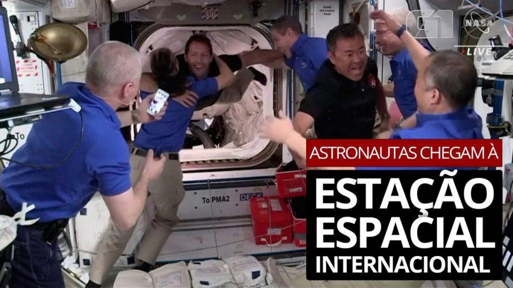 Gli astronauti della NASA arrivano alla Stazione Spaziale Internazionale a bordo della navicella SpaceX    Scienza e salute