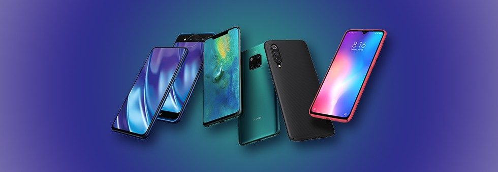 Il miglior telefono al mondo per l'importazione |  Aprile 2021