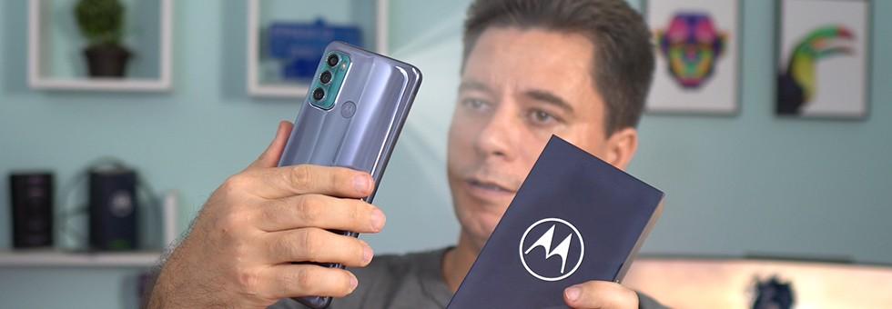 Moto G60: un cellulare con fotocamera da 108MP e display da 120Hz in arrivo in Brasile |  Video pratico