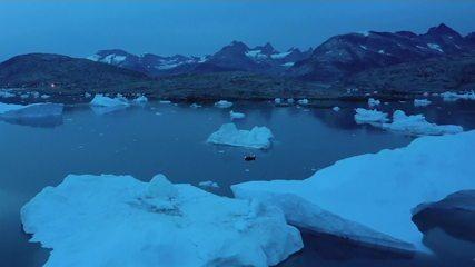 Fonde 250mila metri cubi di ghiacciaio Montblanc