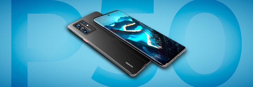 Bellissimo?  Huawei P50 si mostra in foto reali che confermano il design e l'unità posteriore lucida