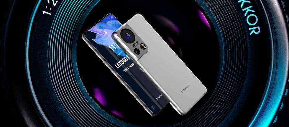 Galaxy S22: un telefono Samsung può avere una fotocamera con zoom 10x e una GPU AMD
