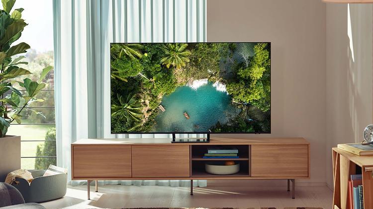 TV Samsung Crystal UHD AU900 - Divulgazione - Divulgazione