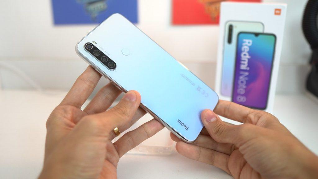 Redmi Note 8 (2021) ha un nome ed è stato confermato da Xiaomi