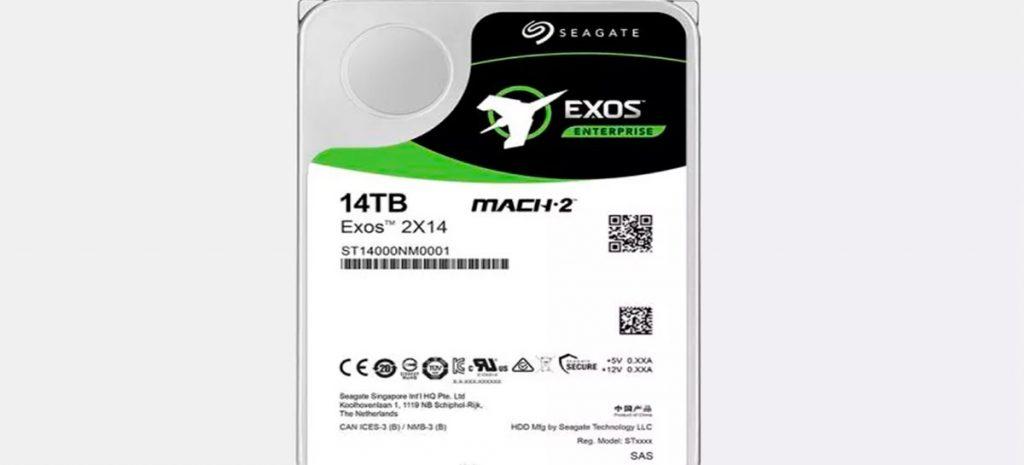 Seagate produce l'HD più veloce al mondo in grado di competere con alcuni SSD
