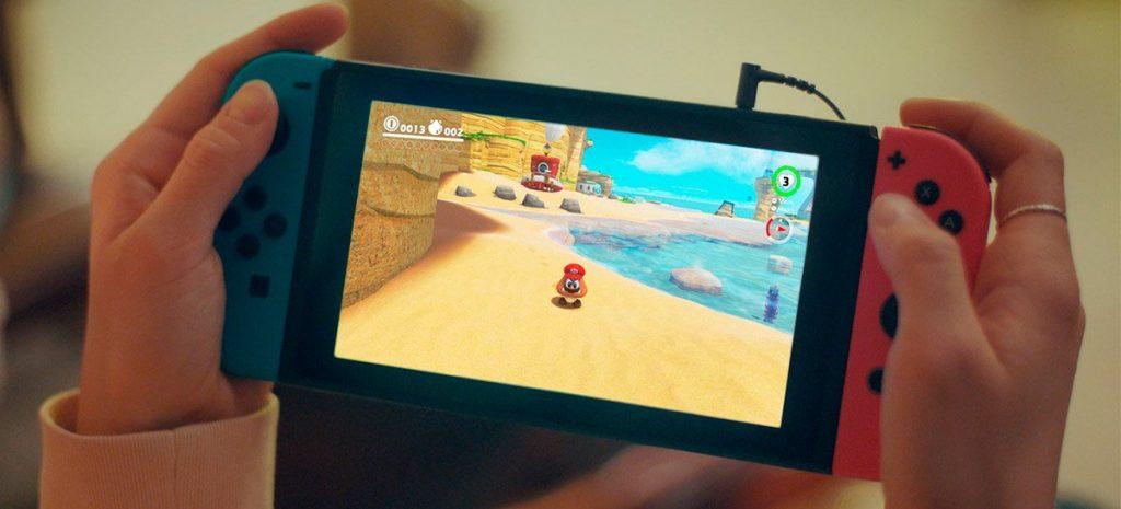 Nintendo Switch Pro appare sull'elenco di Amazon e le voci indicano che verrà lanciato presto إطلاق