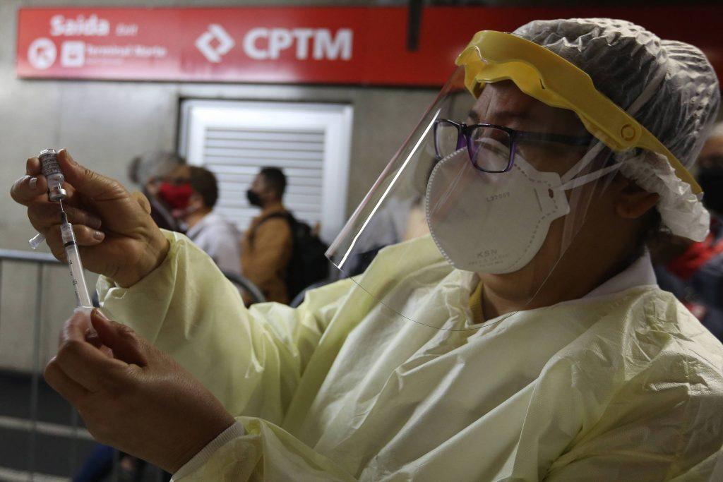 Il Paese implementa in 24 ore 1,2 milioni di vaccini contro il Covid, terzo brand per grandezza - 28/05/2021 - Equilibrio e salute