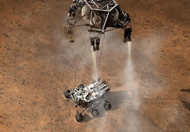 Curiosità su Marte (Foto: EFE)