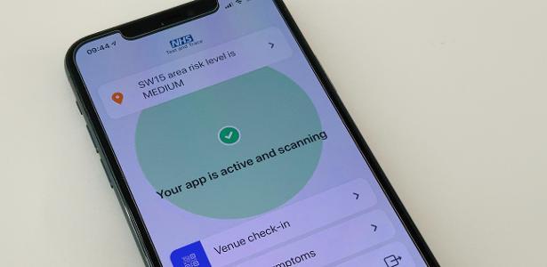 L'app di monitoraggio COVID-19 sta salvando vite nel Regno Unito;  Il Brasile ha ignorato la misura - 16/05/2021