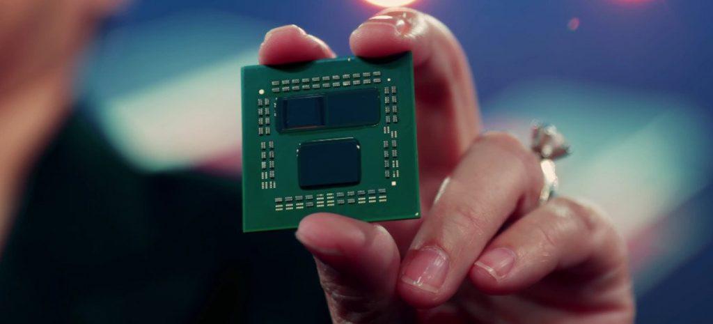 AMD svela la nuova tecnologia cache 3D che offre il 15% in più di prestazioni di gioco