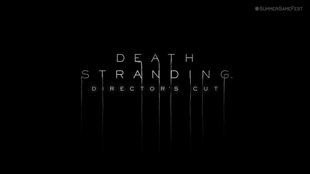 Death Stranding: annuncio del Director's Cut
