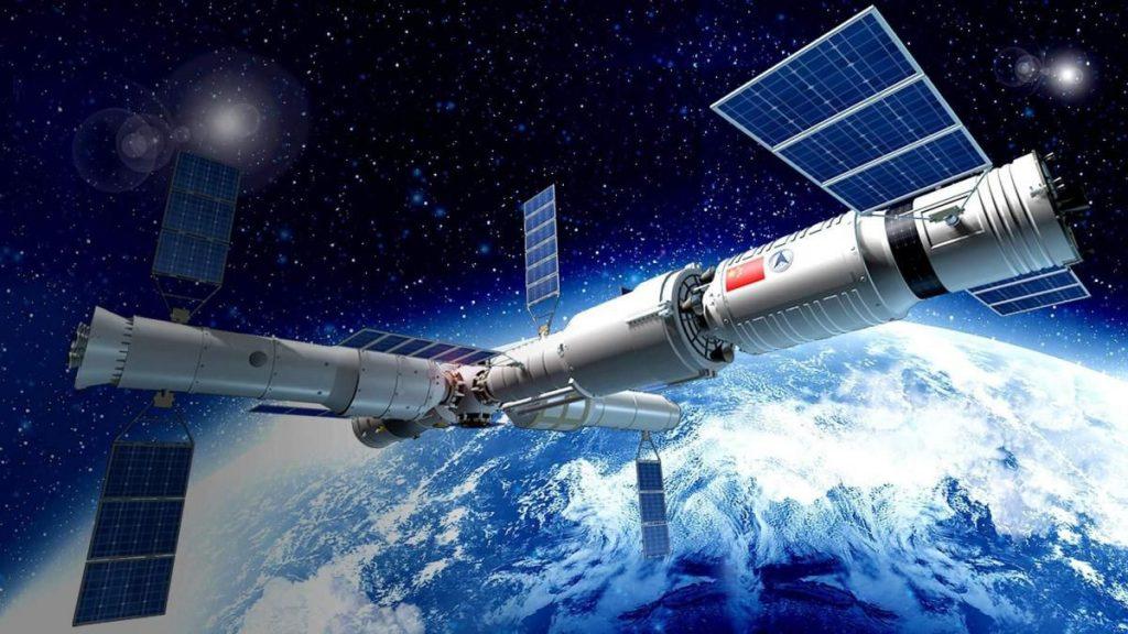 Scopri la posizione della stazione spaziale cinese e come osservarla nel cielo notturno