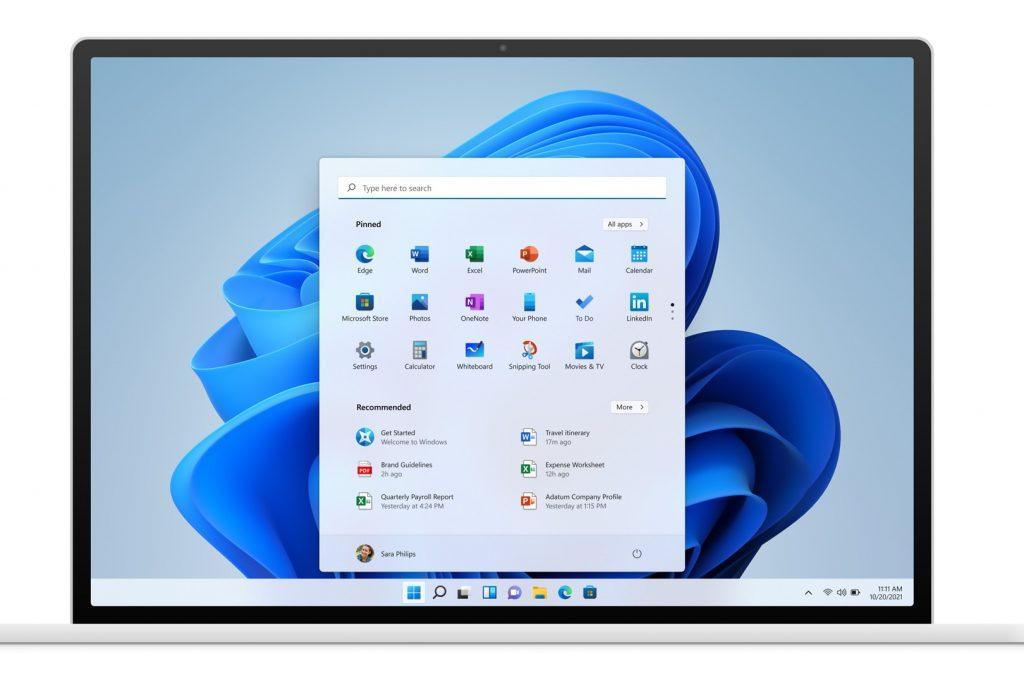 Imagem de: Windows 11: veja o que será removido do sistema operacional