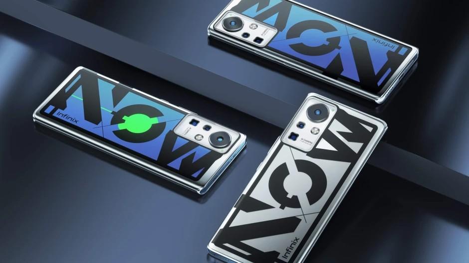 Infinix Zero X: il telefono a ricarica rapida da 160 W ha mostrato nuove foto