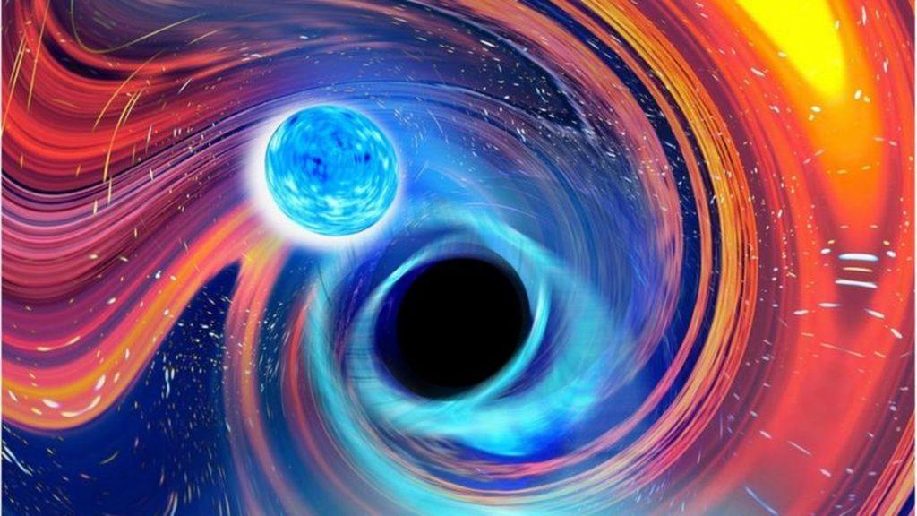 Una rara collisione cosmica si verifica due volte in 10 giorni |  scienza e salute