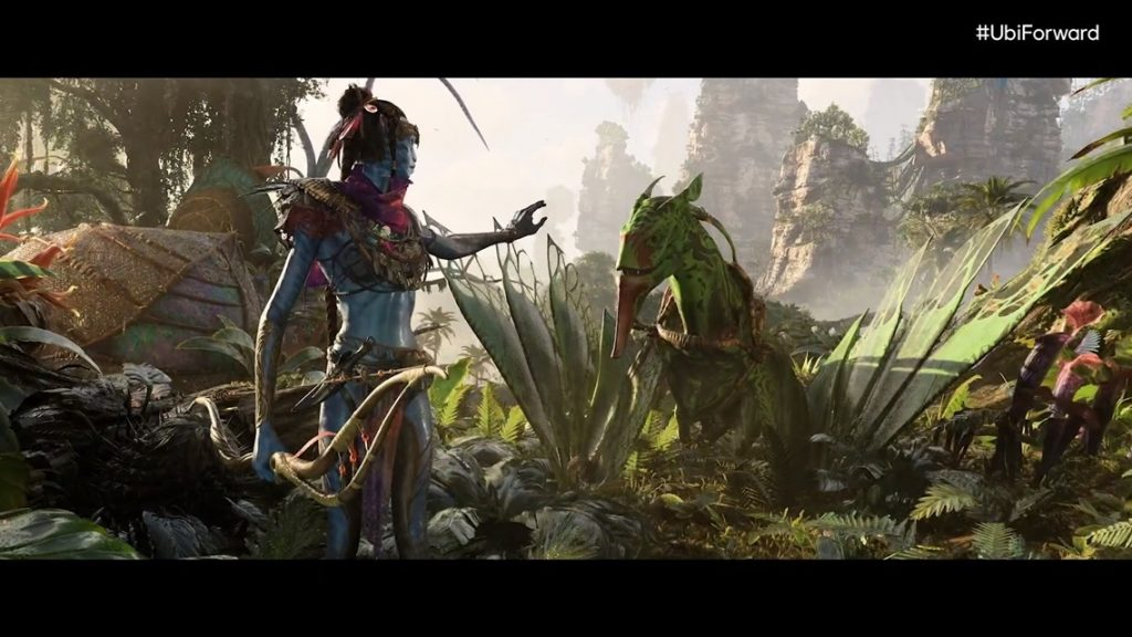 Imagem de: Avatar: Frontiers of Pandora é anunciado para 2022