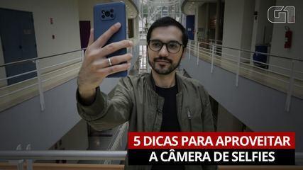 5 consigli per sfruttare la selfie camera sul tuo cellulare