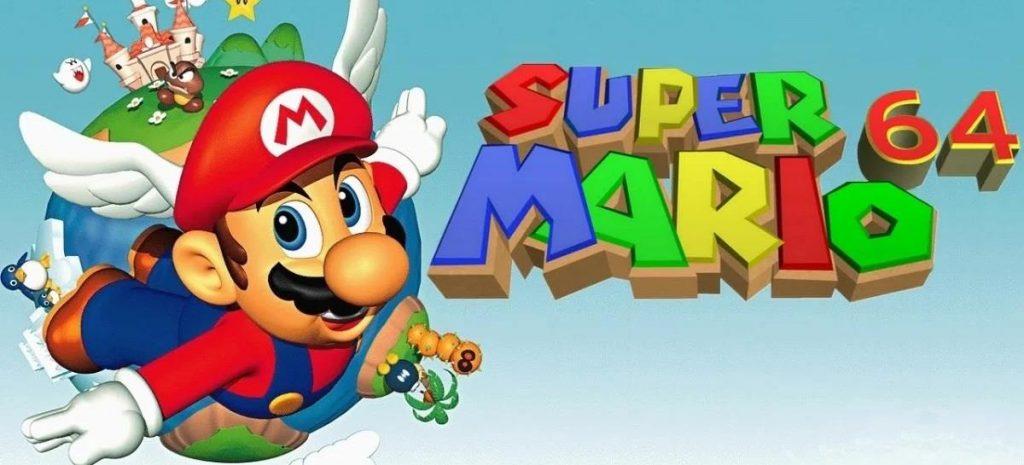 Una copia sigillata di Super Mario 64 venduta all'asta per 1,56 milioni di dollari