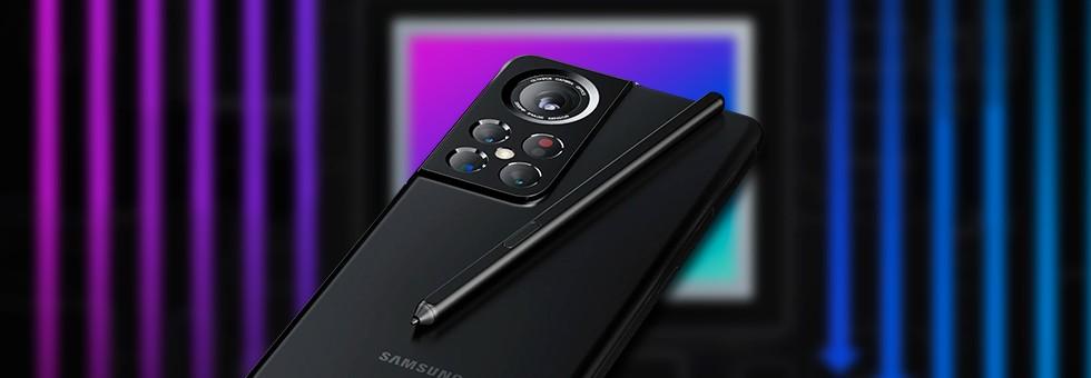 Galaxy S22 Ultra potrebbe arrivare con fotocamere da 200MP con obiettivi Olympus