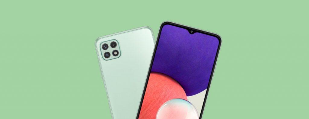 Samsung Galaxy A22 è trapelato e potrebbe arrivare ad agosto;  Il modello avrà opzioni 4G e 5G