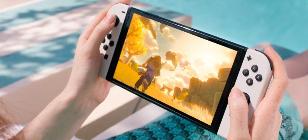 Nintendo Switch OLED sarà l'ultimo modello Switch lanciato dall'azienda