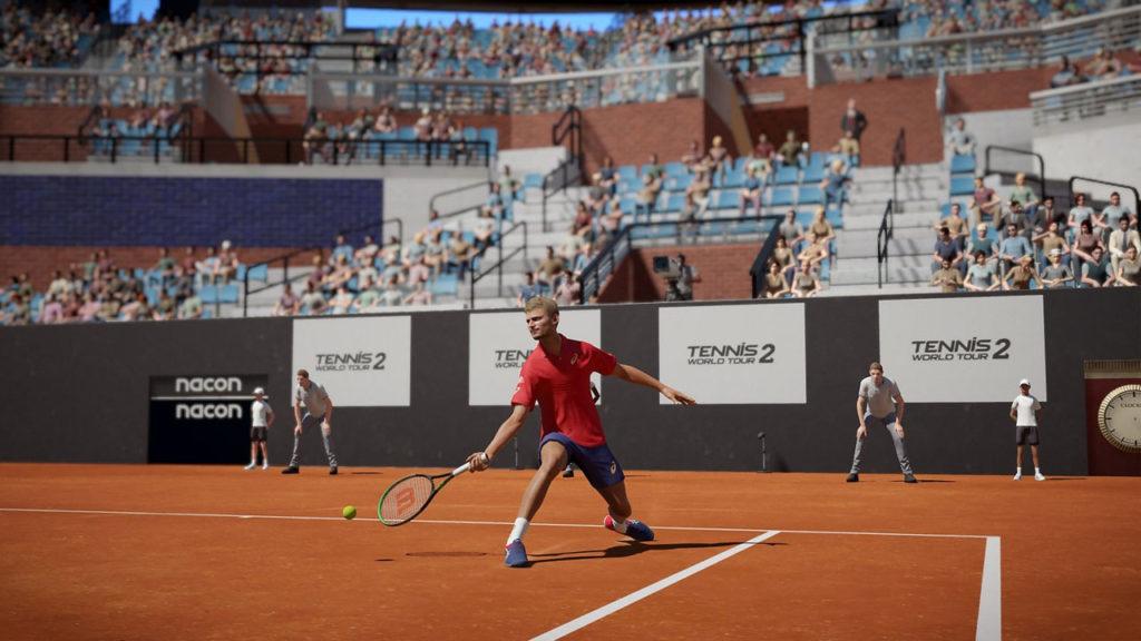giro del mondo di tennis 2