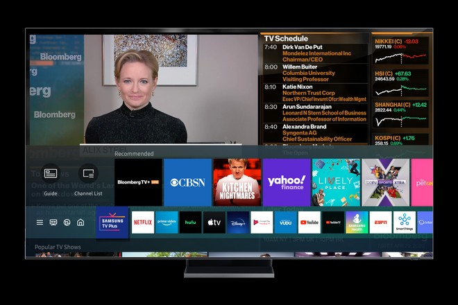 Samsung TV Plus aggiunge altri due canali