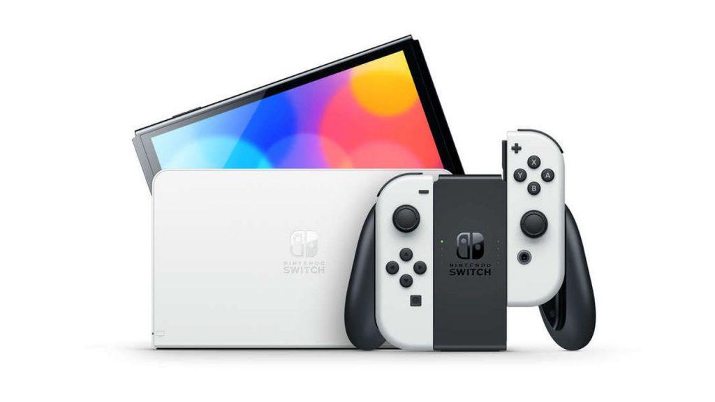 Il più costoso Nintendo OLED Switch potrebbe influenzare l'industria, inclusa Sony, per seguire questa tendenza