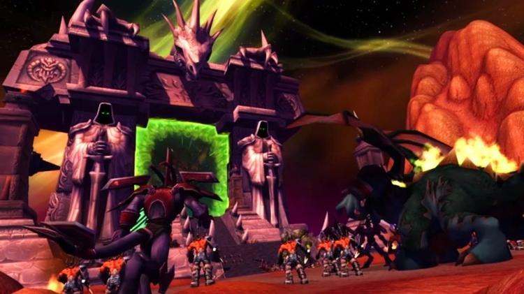 World of Warcraft: Burning Crusade - Comunicato stampa / Blizzard - Comunicato stampa / Blizzard