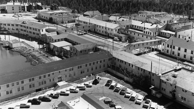 Laboratorio a Los Alamos dove è stato condotto lo studio