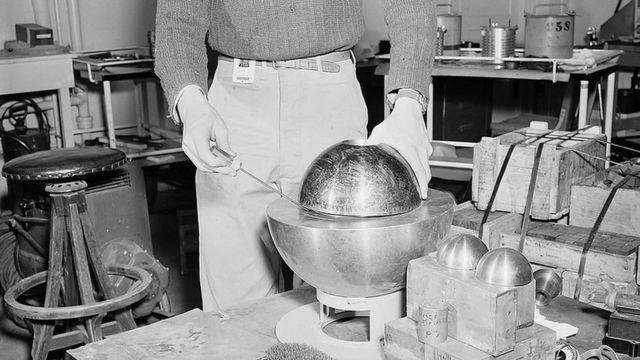 Riproduzione dell'esperimento in cui Rubato ha usato un cacciavite per evitare di coprire l'intero cuore