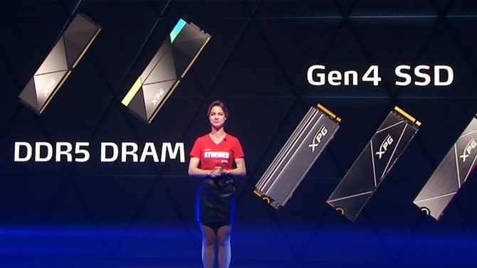 RAM DDR5 XPG