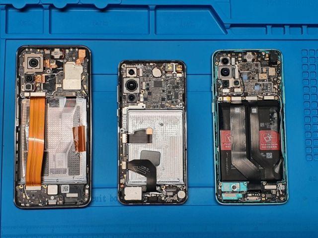 Telefoni cellulari Xiaomi, Huawei e OnePlus controllati dal Ministero della Difesa lituano