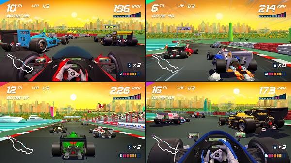 Horizon Chase Turbo Senna