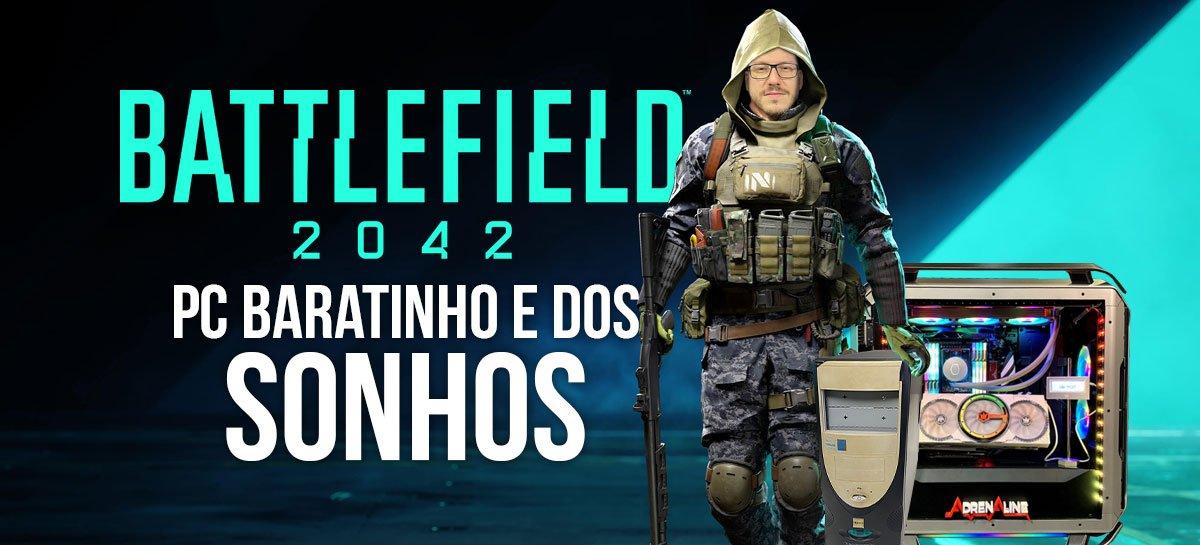 Battlefield 2042 Beta - Dream PC (ed economico) sta cercando di funzionare!