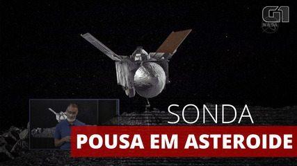 La navicella spaziale della NASA cattura un campione di asteroidi in un processo storico